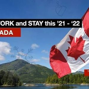 Study Work and Pathway to Permanent Residency in Canada this 2021