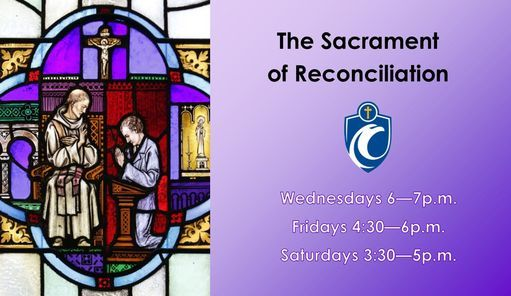 Sacrament of Reconciliation, 7 May | Event in Severna Park | AllEvents.in