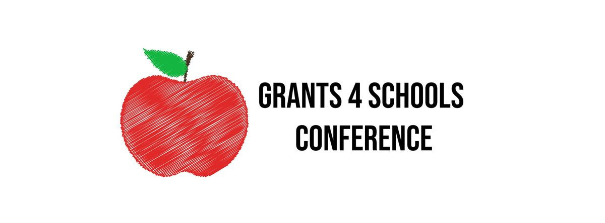 Grants 4 Schools Conference @  Springfield, 15 November   Event in Springfield   AllEvents.in