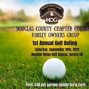1st Annual DCCC Golf Outing