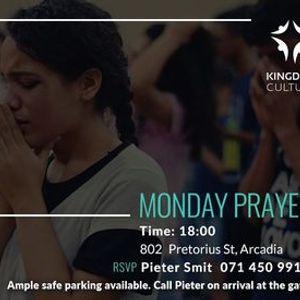 Power Hour - Prayer Night
