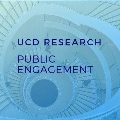 UCD Public Engagement Training with Graphic Science