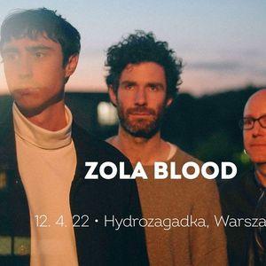 NOWA DATA Zola Blood 12.2  Hydrozagadka Warszawa