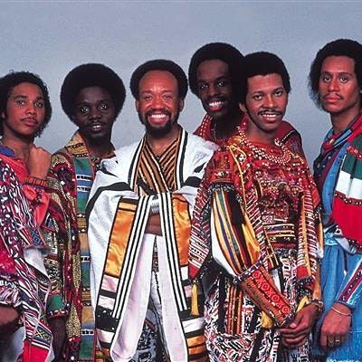 EARTH WIND & FIRE KOOL & THE GANG & THE COMMODORES - A MAGICAL DJ TRIBUTE