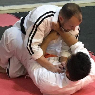 New Joiners Day - Ishigaki Jujitsu