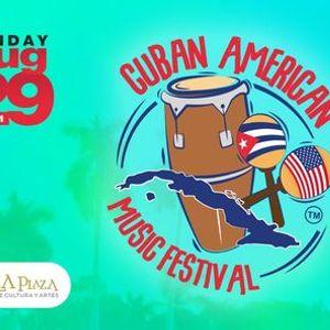 Cuban American Music Festival 2021