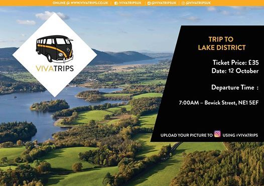VIVA Trips  Newcastle to Lake District  12 Oct