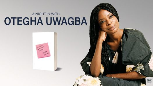 A Night in with Otegha Uwagba, 7 July   Event in Ipswich   AllEvents.in