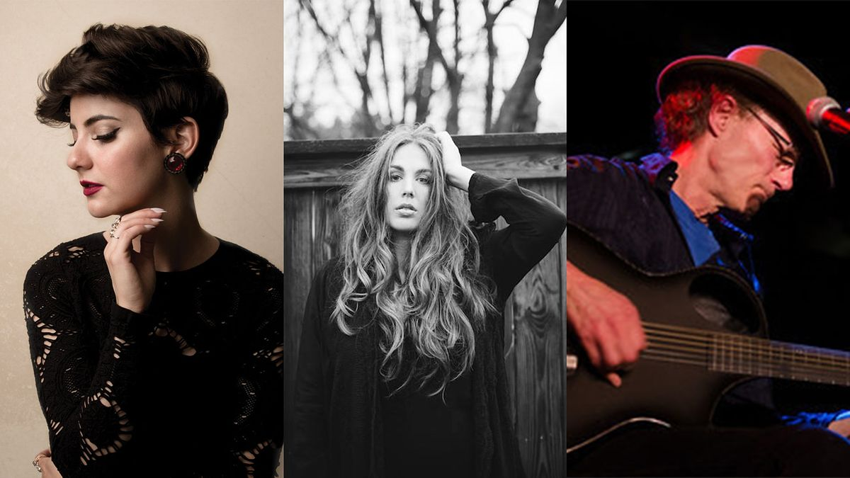 Songs & Stories with David G. Smith, Alicia Michilli & Shannon LaBrie, 30 April | Event in Davenport