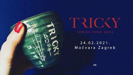 Tricky u Zagrebu / Močvara / Novi termin, 24 February | Event in Zagreb | AllEvents.in