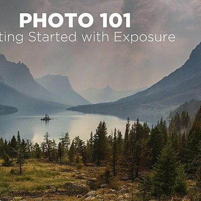 Getting Started with Exposure - Photo 101 (Online)