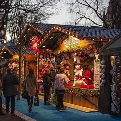 Bankersmiths Christmas Market in Fredericksburg