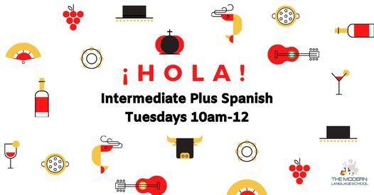 Intermediate Plus Spanish, 13 April | Event in Huddersfield | AllEvents.in