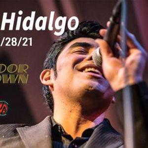 Frankie Hidalgo at 2nd Floor Gastown