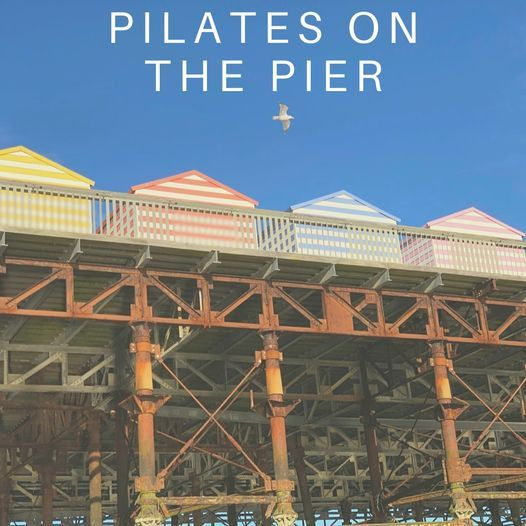 Pilates on the Pier - Launch Class (INSIDE), 18 May   Event in Hastings   AllEvents.in