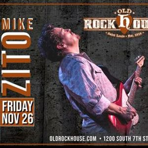Mike Zito at Old Rock House
