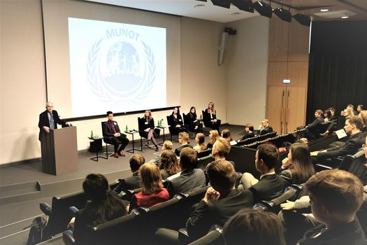 Model United Nations of Tallinn 2021, 3 March | Event in Tallinn | AllEvents.in