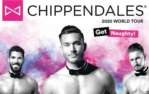 Chippendales, 20 October | Event in Mons | AllEvents.in
