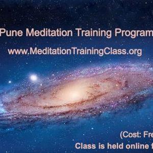 Free Online 2-Day Meditation Training Program (Pune India)