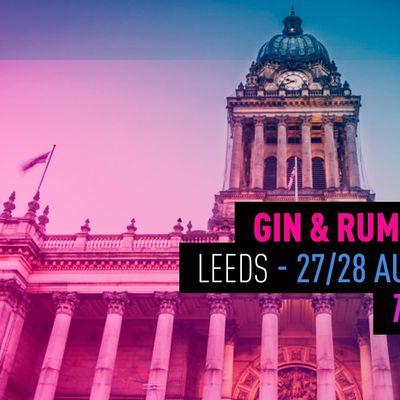 The Gin & Rum Festival - Leeds - 2021