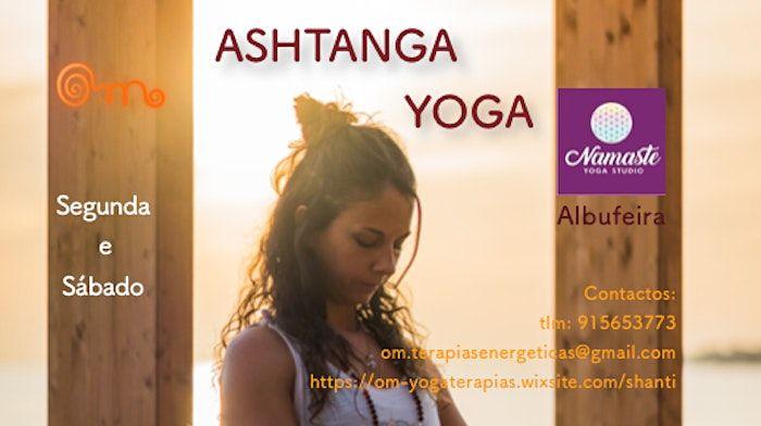 Aulas de Ashtanga Yoga   Event in Albufeira   AllEvents.in