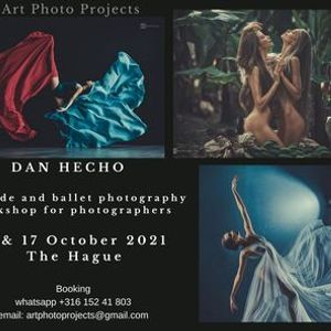 Dan Hecho photography workshop in The Netherlands