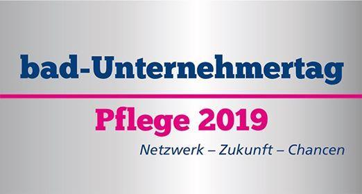 Unternehmertag Pflege 2019 in Stuttgart