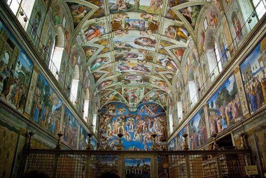Musei Vaticani e Cappella Sistina senza Fila 269 ore 15