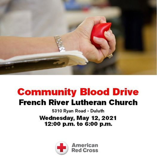Community Blood Drive, 12 May | Event in Duluth | AllEvents.in