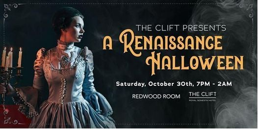 A Renaissance Halloween, 30 October | Event in San Francisco | AllEvents.in
