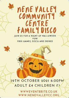 Halloween Family Disco, 29 October | Event in Peterborough | AllEvents.in