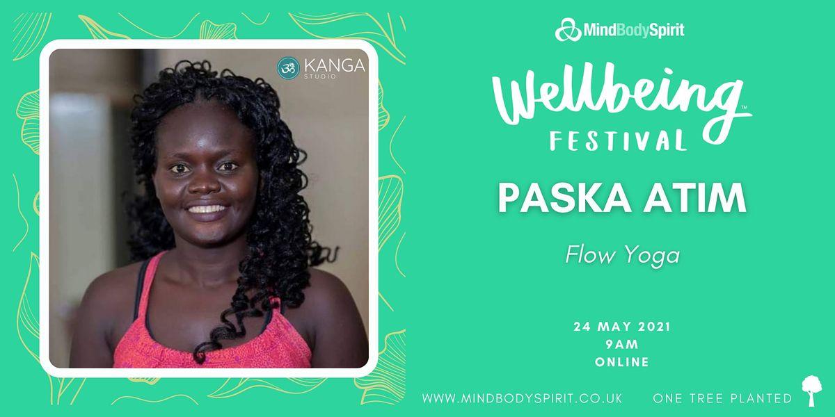 Paska Atim - Flow Yoga, 24 May | Online Event | AllEvents.in