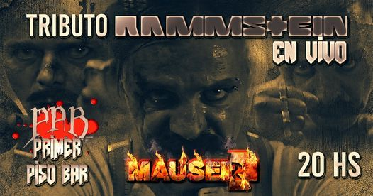 Tributo a Rammstein en Bs As., 6 November | Event in Buenos Aires | AllEvents.in