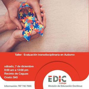 Evaluacin Transdiciplinaria en Autismo