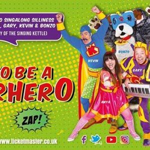 Funbox present How to be a Superhero