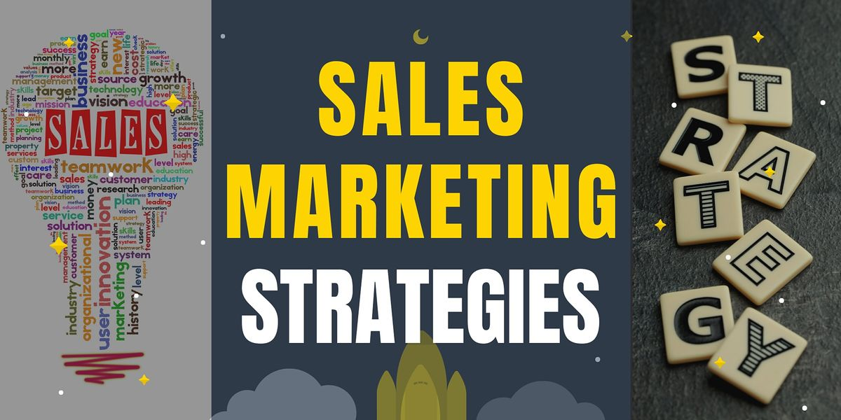 Sales, Marketing, Customer Acquisition & Retention Strategies for Startup   Event in Toronto   AllEvents.in