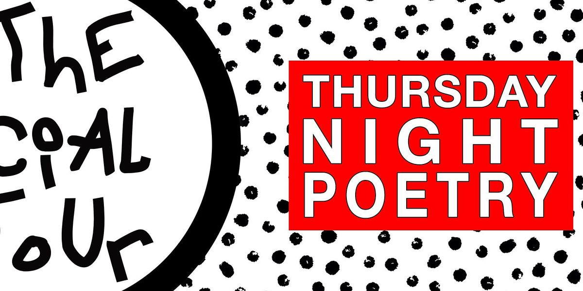 THURSDAY NIGHT POETRY   Event in Easton   AllEvents.in