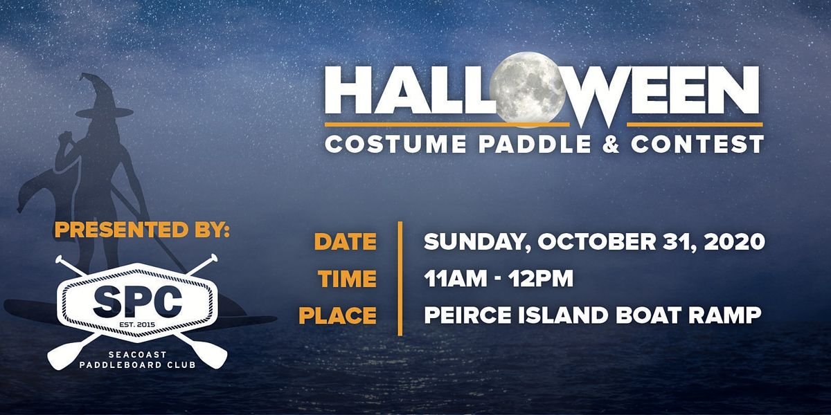 Halloween Events Portsmouth 2020 Portsmouth Halloween Costume Paddle Contest, Sat Oct 31 2020 at 11