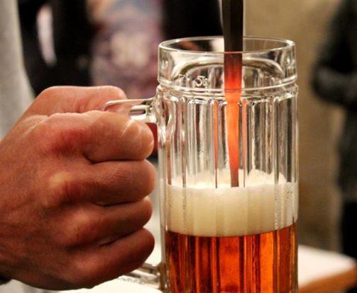 Bierstacheln Fest (Beer Sticking)