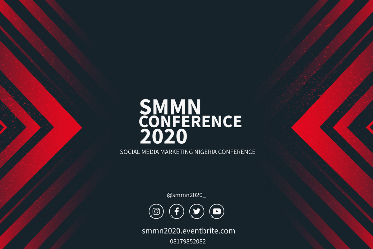 Social Media Marketing Nigeria Conference 2020, 13 February | Event in Lagos | AllEvents.in