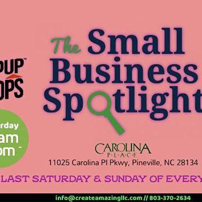 Small Business Spotlight Pop-Up Shop