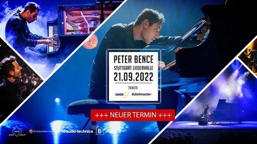 Peter BENCE - Stuttgart - Liederhalle, 21 September | Event in Stuttgart | AllEvents.in