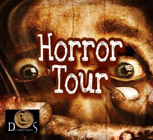 Horror Tour:Il meglio dell'horror nel cuore di Napoli in un giorno, quattro tour in uno, 21 March   AllEvents.in