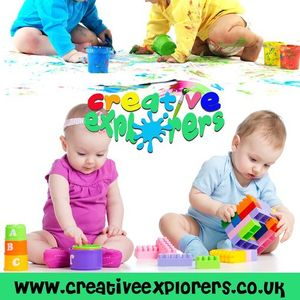 Creative Sensory Play 0-Walkers