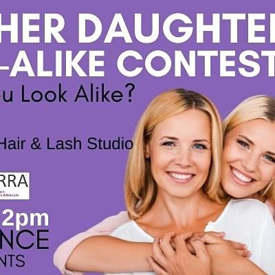 Alice 107.7 Mother Daughter Look-Alike Contest  KARK4 FOX16 Womens Expo