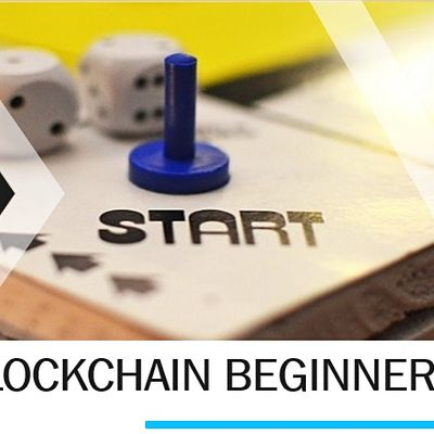 Blockchain Beginner  Sydney