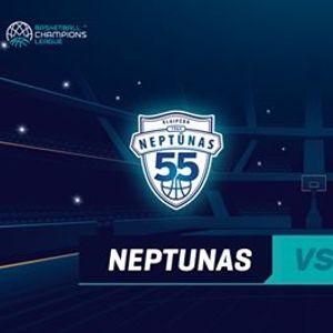 Neptunas Klaipeda v PAOK