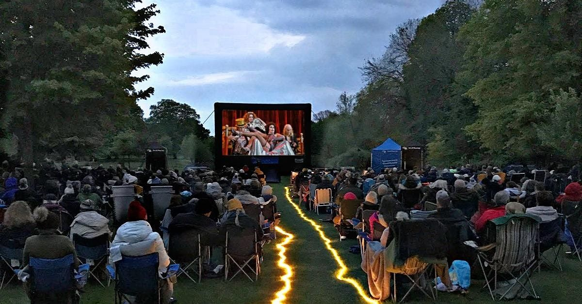 Rocky Horror Picture Show Outdoor Cinema Experience at Warwick, 4 July | Event in Warwick | AllEvents.in