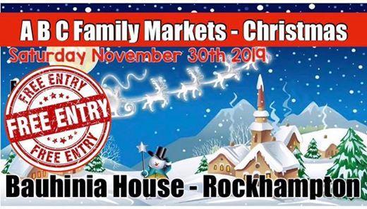 Abc Family Christmas.Abc Family Markets Christmas At Bauhinia House
