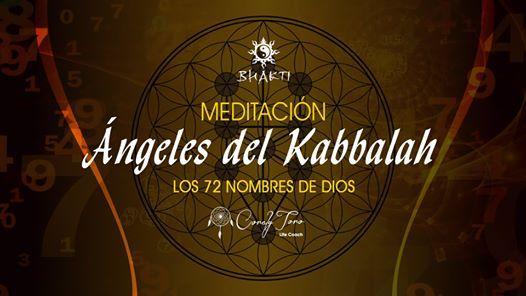 Meditacin ngeles del Kabbalah